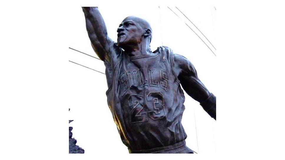 Rare Michael Jordan Maquette … & More