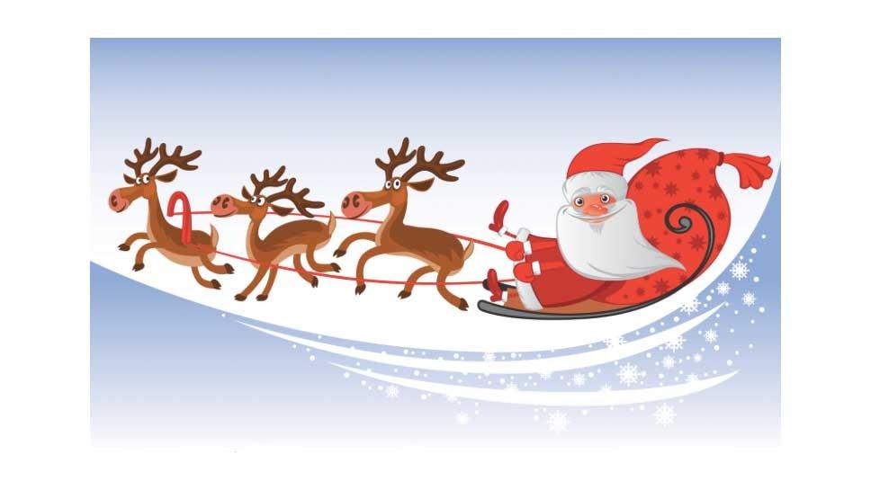 Snow For Santa?