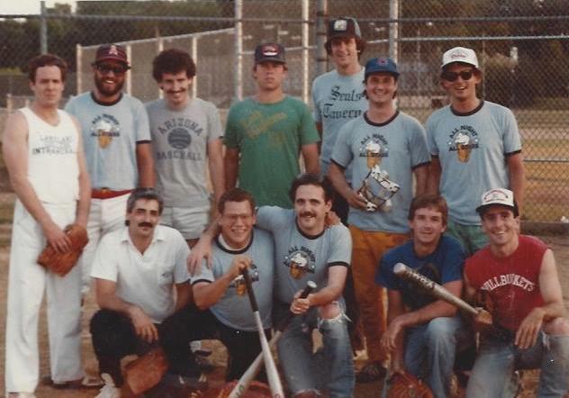 Walter has always loved team sports
