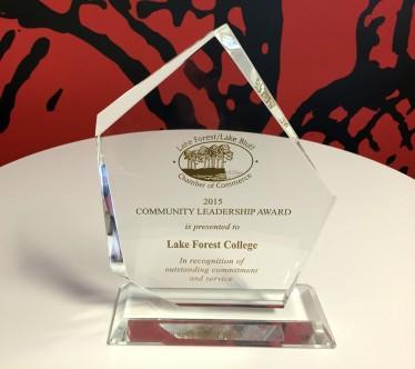 LFC Wins Community Award