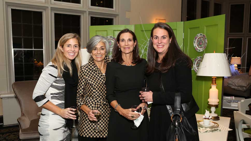 Megan & Mary Reynolds, Candy Hickey, Alison Girard