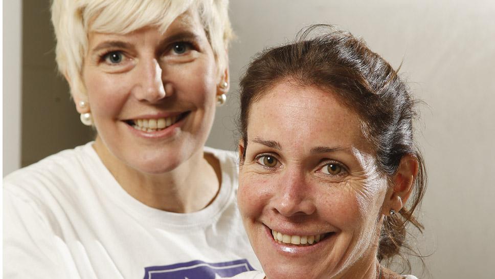 Mia Buhl & Elizabeth Brown of Buhl and Brown Kitchens