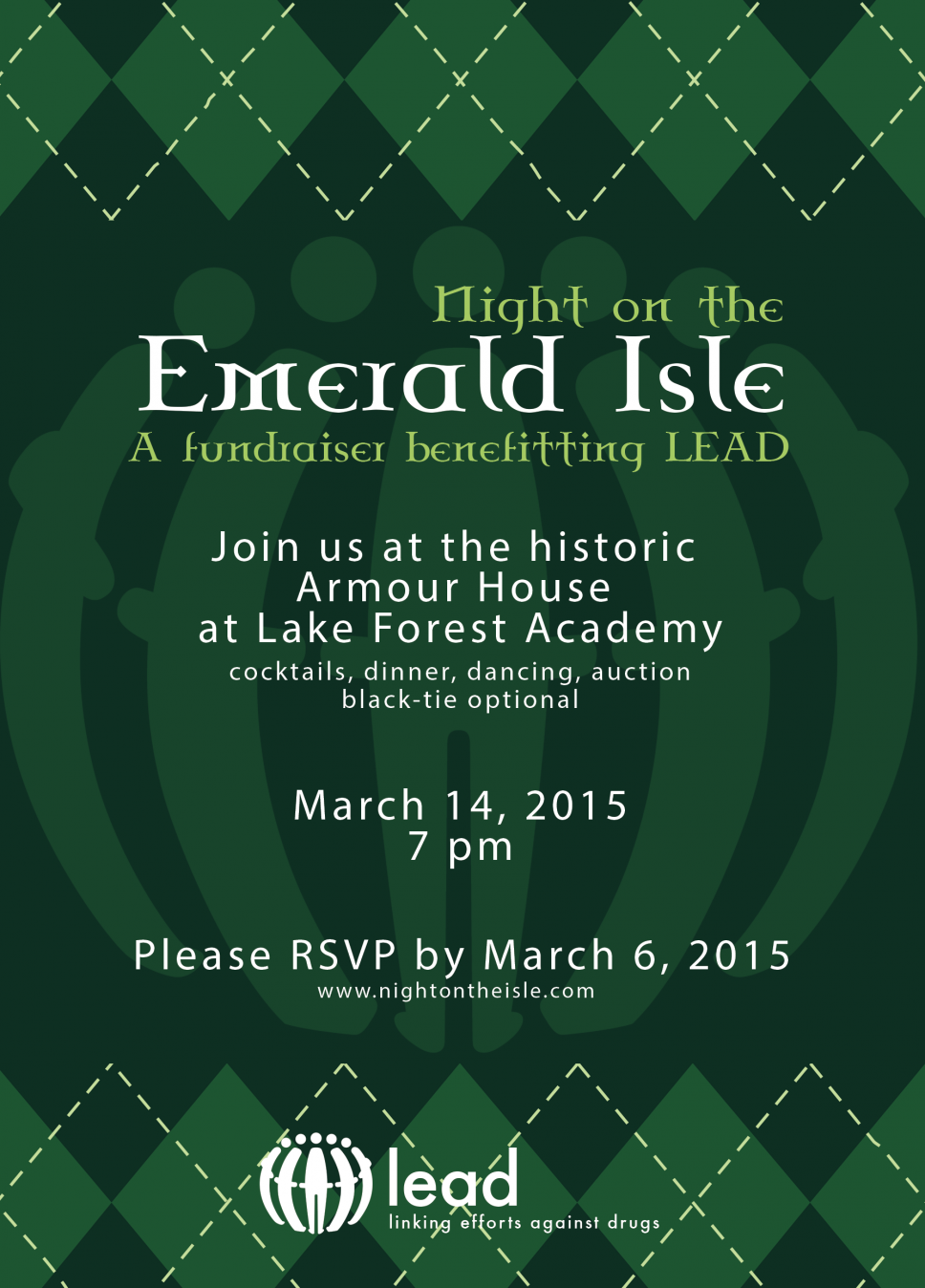 Night on the Emerald Isle – A Fundraiser …