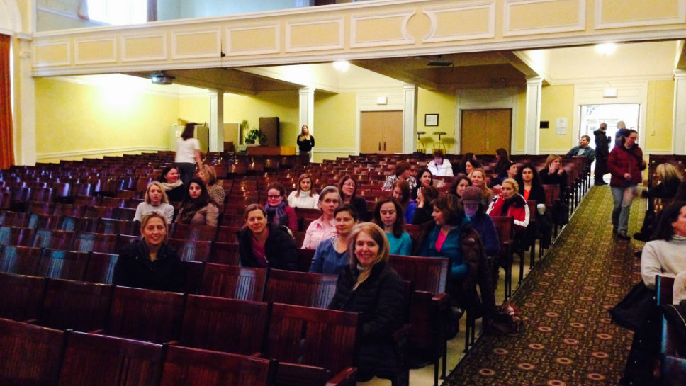 winnetka parents learn more about the parcc exam
