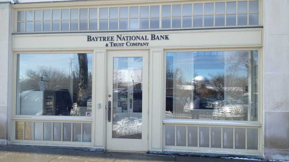 Baytree Bank Sold