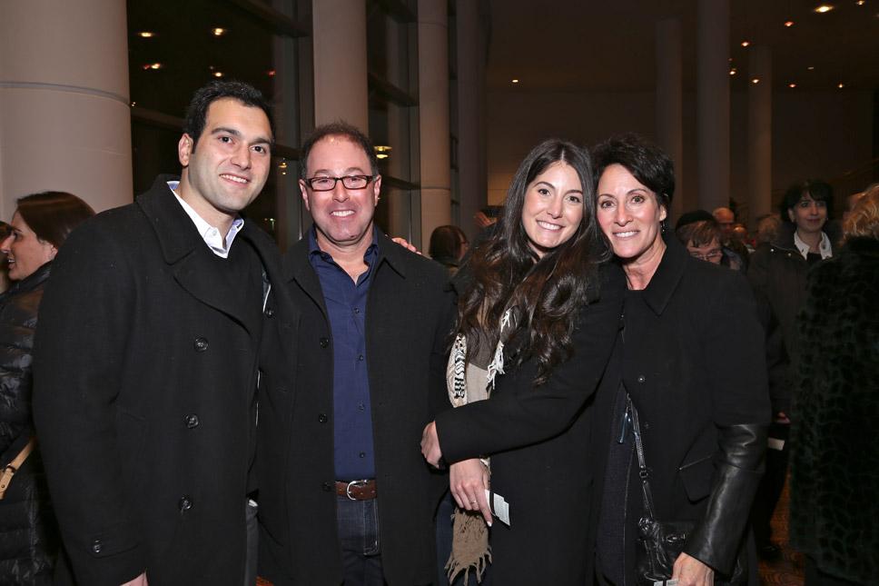 Seth Frankenthal, Kenny, Andi & Julie Fixler