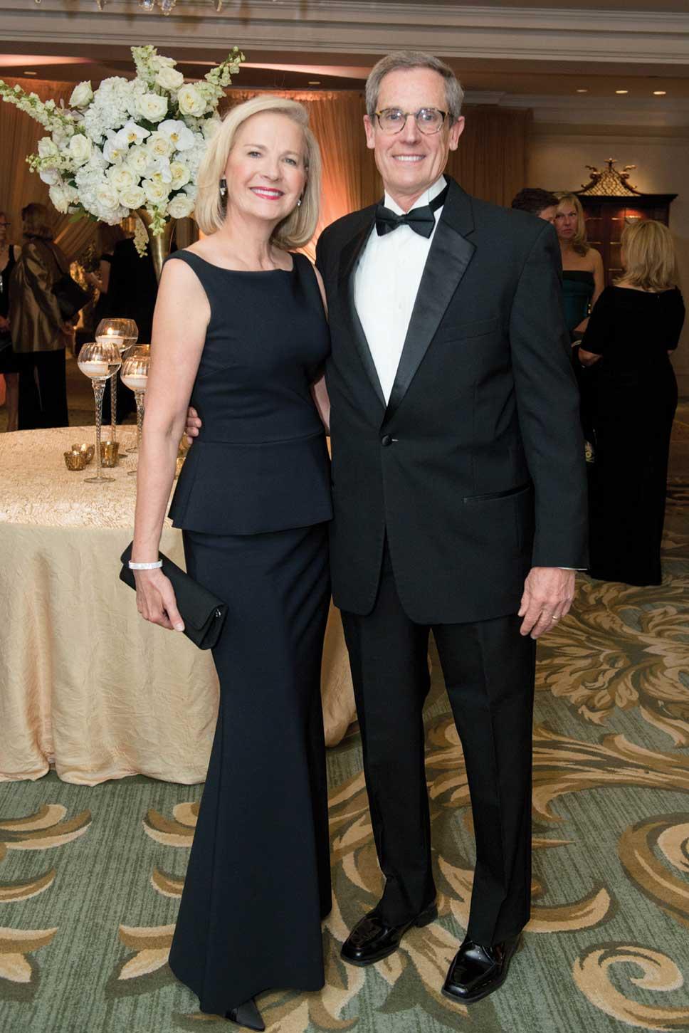 Nancy & Peter Clemens