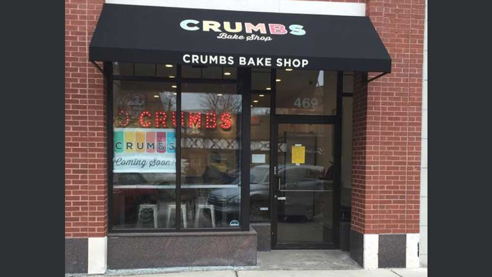 Crumbs Bake Shop opened in Highland Park in January