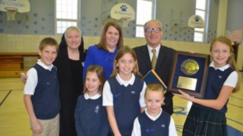 Faith Hope Celebrates National Award