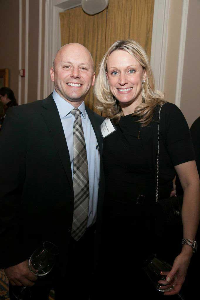 Jon and Erin Cohn of Highland Park