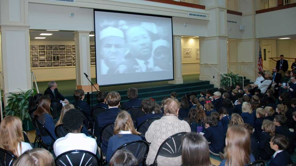LFCDS Honors Martin Luther King, Jr.