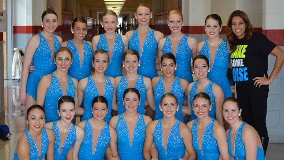 LFHS Dance Team Wins At Regionals