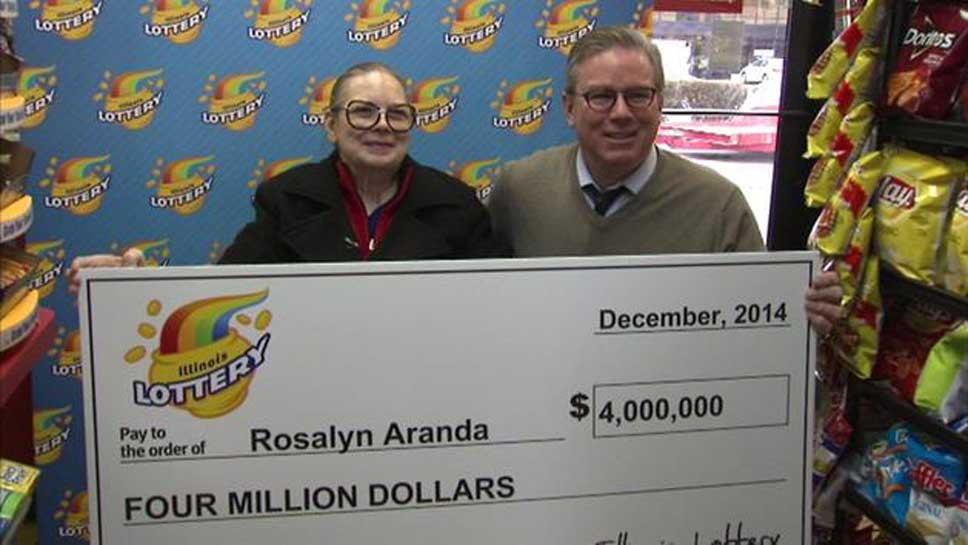 Glenview Lottery: Three Wins in One Year