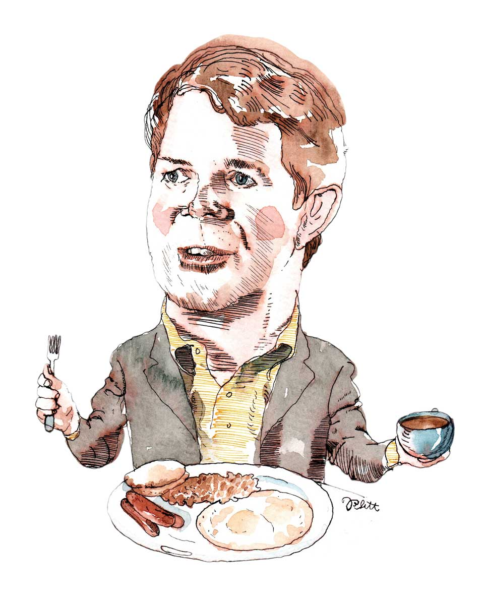 Tim Calkins; illustration by Barry Blitt