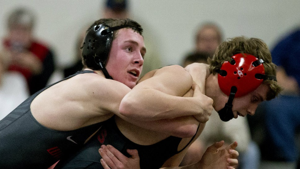 Deerfield sends six to state wrestling meet