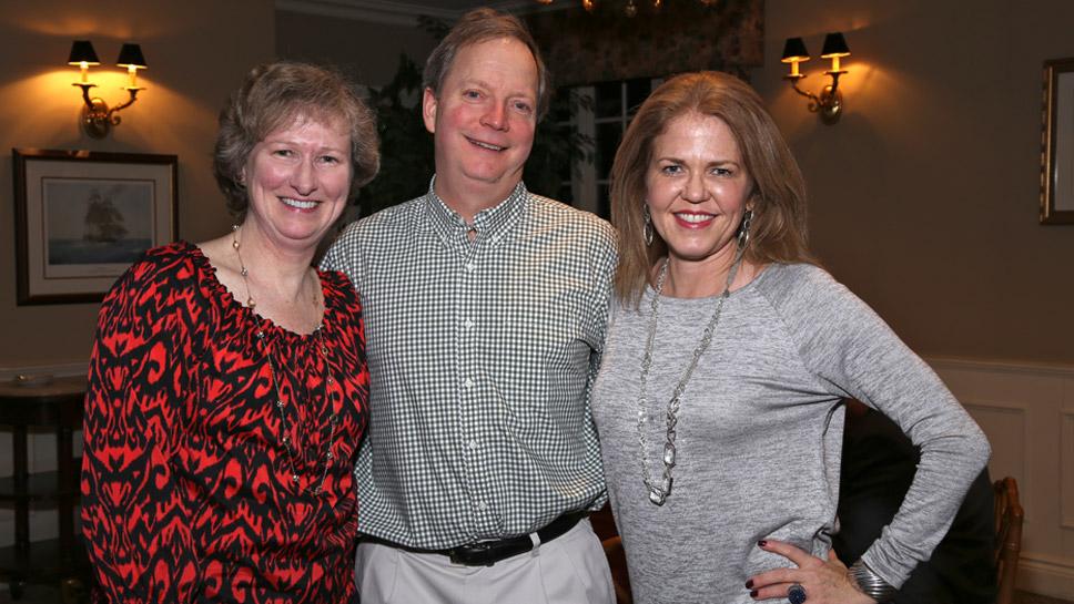 Diane & Will Gregg, Elaine Doremus
