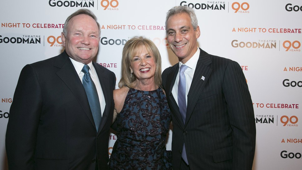 Goodman Theatre 90th Anniversary