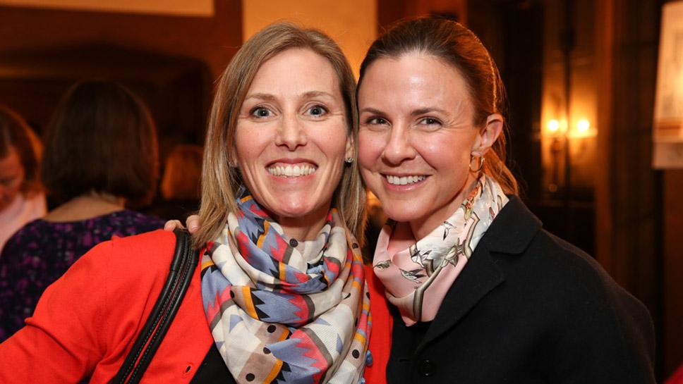Fronzie Roemer and Wendy Franzen