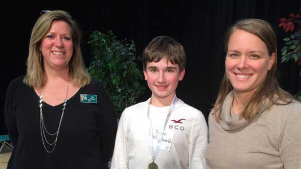 Geography Bee Winner At DPM
