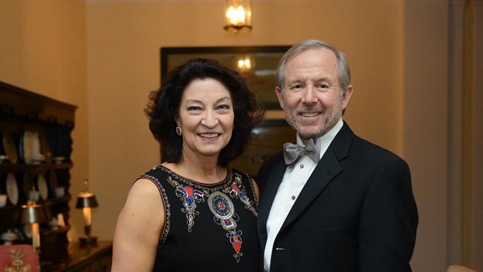 Linda & Lyndon Neumann