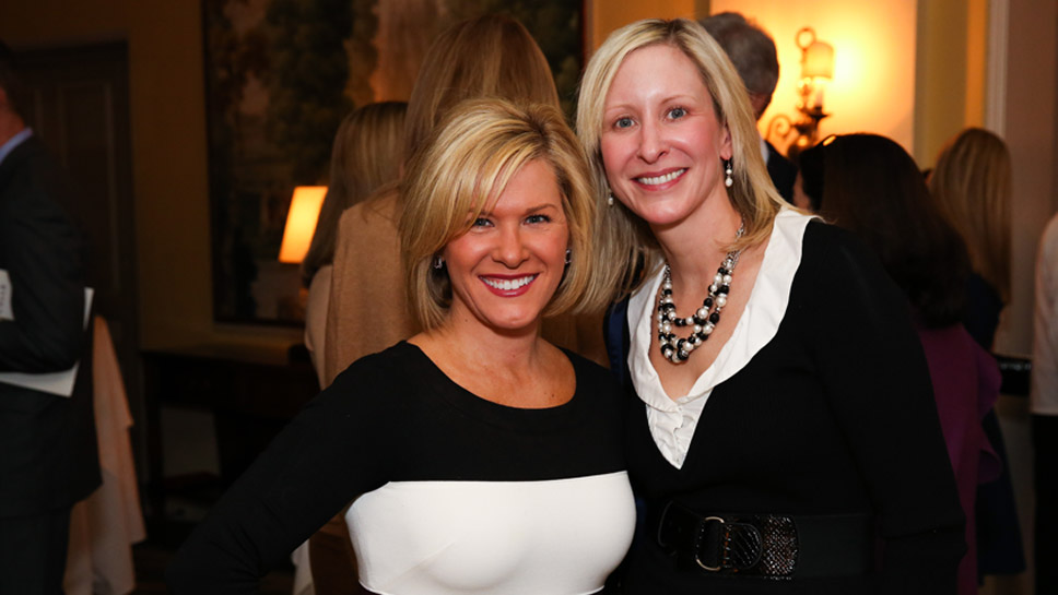 Lorrie Walsh, Dr. Heather Downes