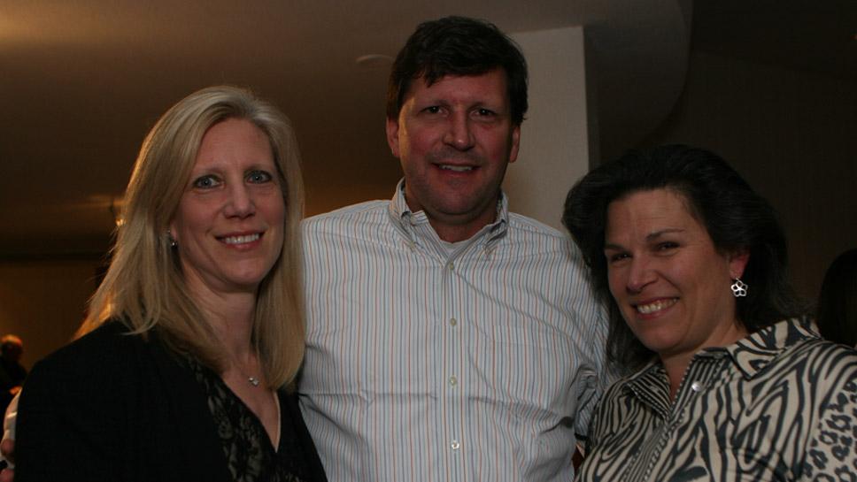 Mary Vogrich, Bob & Anneliese Crawford