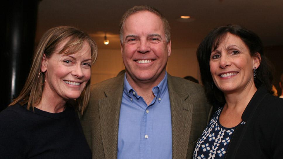 Megan Chody, Glenn & Gail Heidbreder