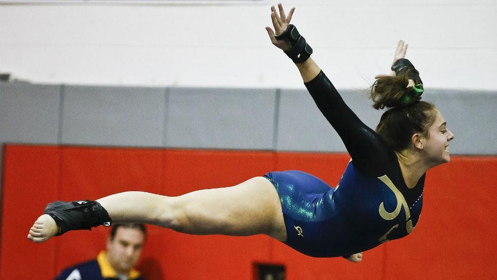 Sportsfolio: Sectional Gymnastics