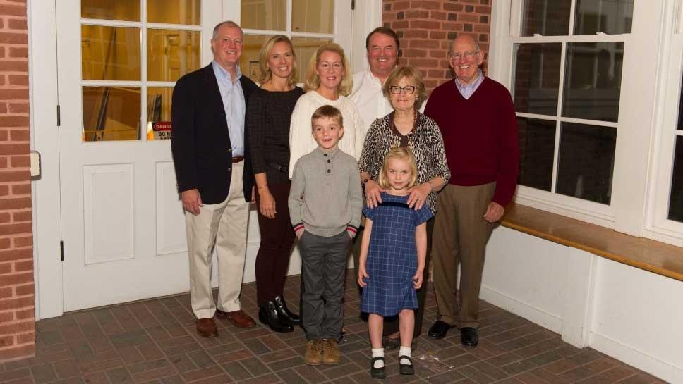 Gorton Dedicates Nagel Family Room