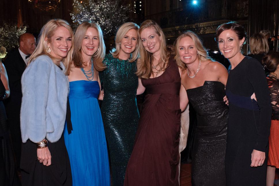 Meredith Wood-Prince, Susan Canmann, Elizabeth Cole, Stephanie Fisher, Jacky Ferro, Eileen Murphy