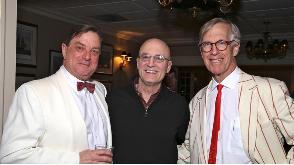 Sandy Turner, Steve Ragsdale, Sandy Stuart