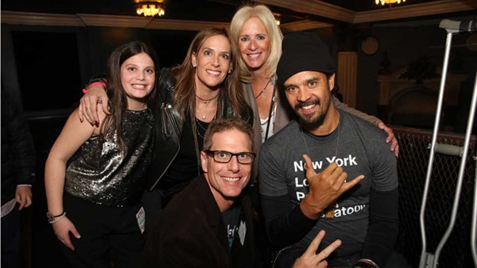 Michael Franti Rocks for Friends United for …