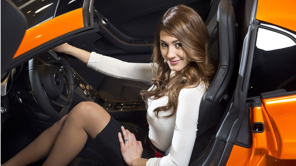 Largest Auto Show is Ready to Roll