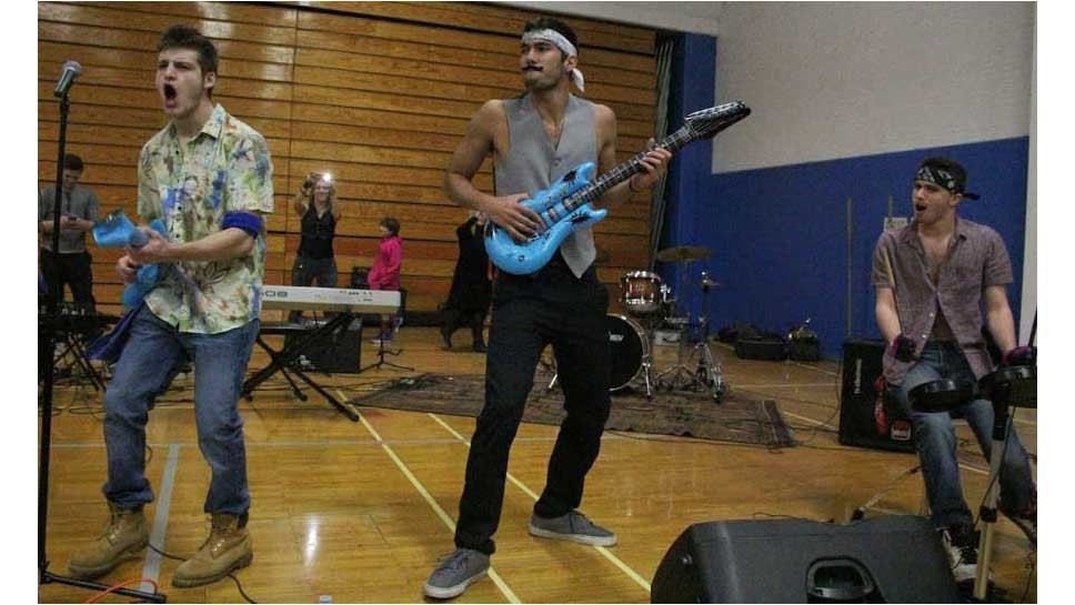 Battle of the Bands … And All That Xazz