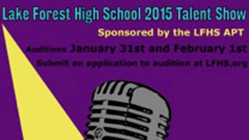 LFHS Talent Show Tix Online Now
