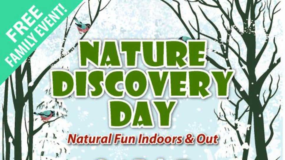 Nature Discovery Day at Heller