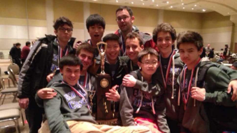 NT Chess: No. 3 in State