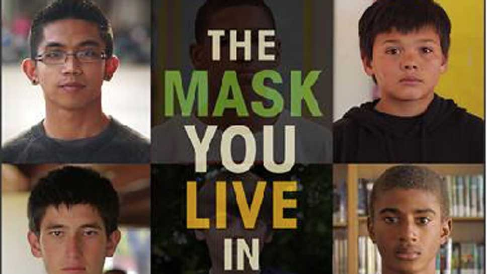 NT Screens 'The Mask You Live In'
