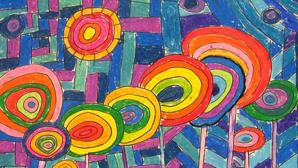 Art Emerging in LF