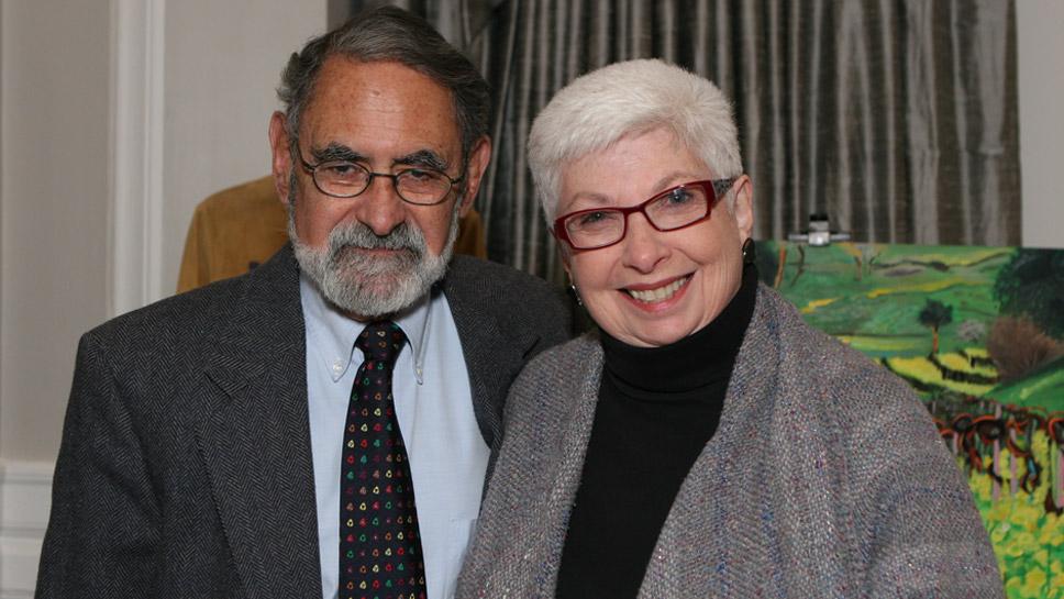 Ivan & Shelly Berk