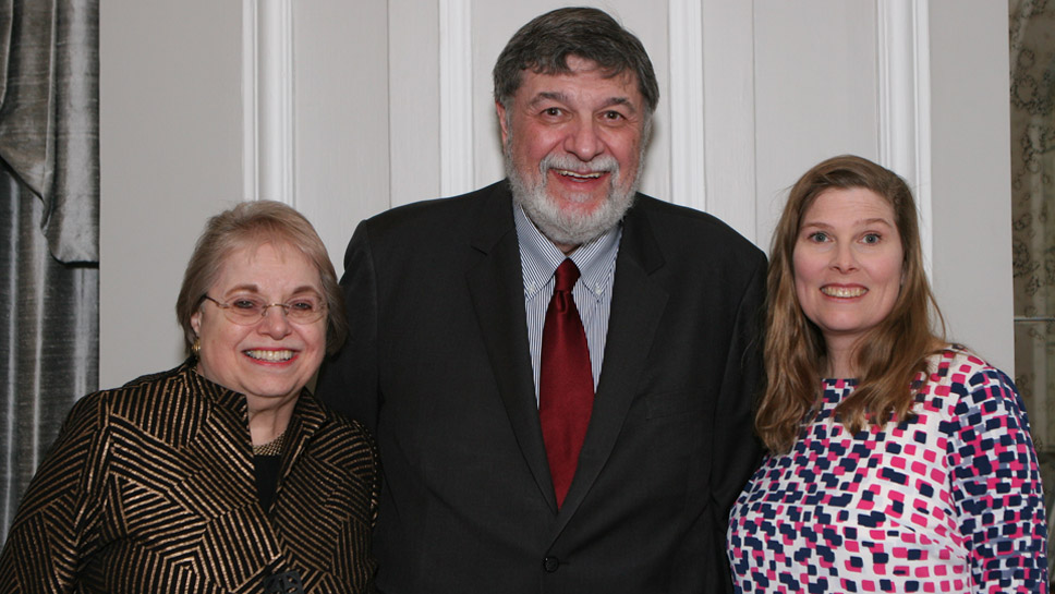 Gloria Callaci, Lawrence J.  Suffredin, Kathleen McDonald