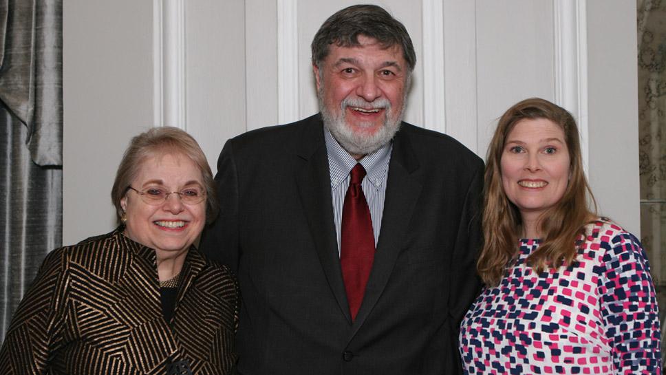 Gloria Callaci, Lawrence J.  Suffredin, Kathleen McDonald