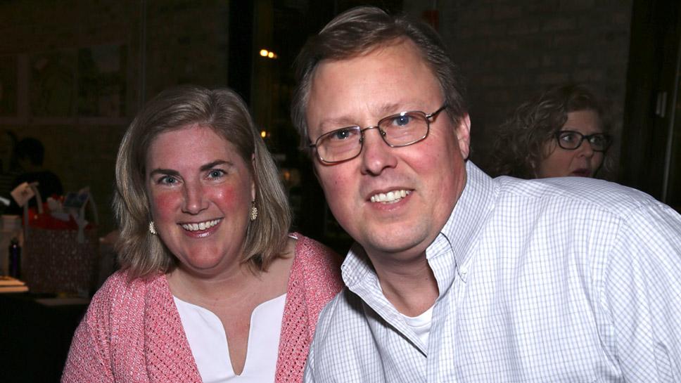 Heather & David Rohner