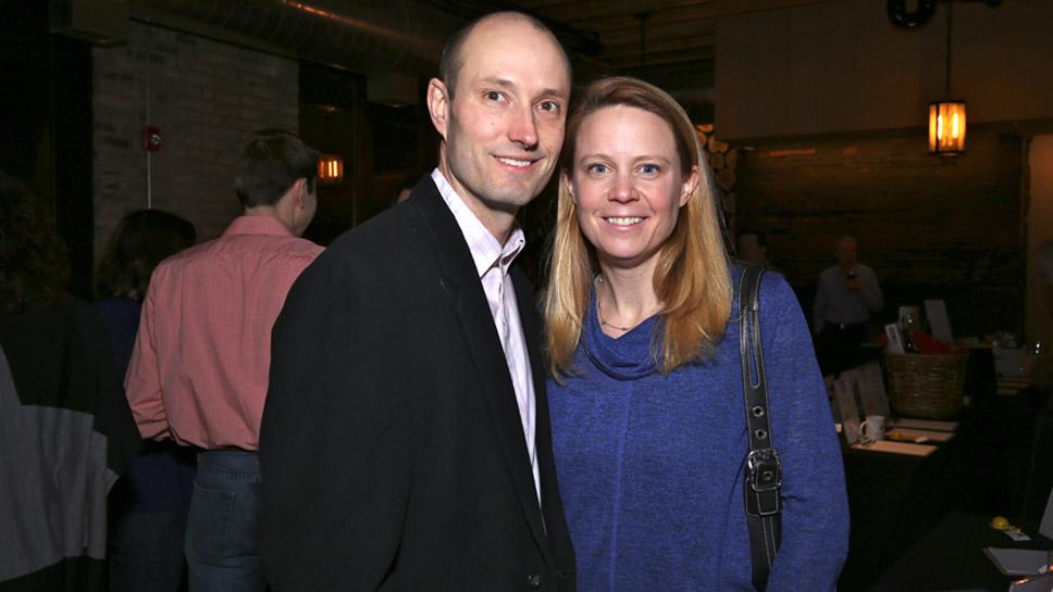 Mark & Amy Smith