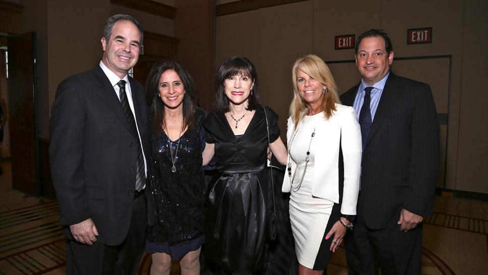 Larry & Lori Abrams, Ellen Hattenbach, Jill Narens, Chad Coe