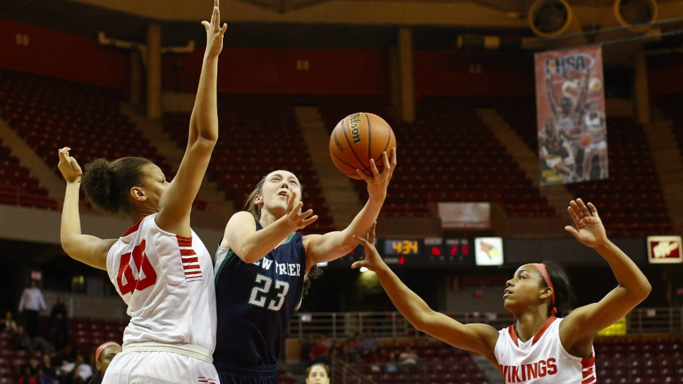 Girls Hoops: All-staters named