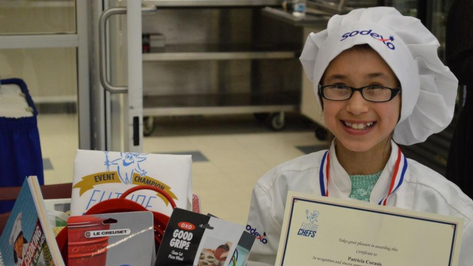 Future Chefs Challenge Crowns Winner