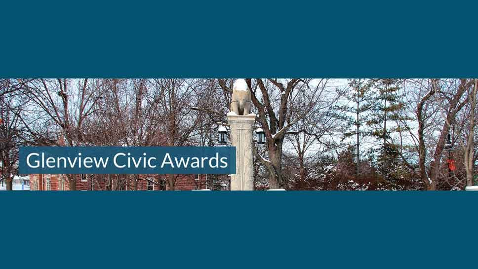 Glenview Taps Civic Award Winners