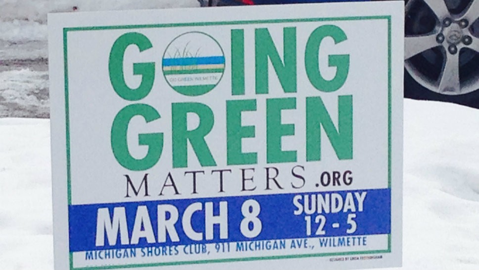 Going Green on Great Lakes