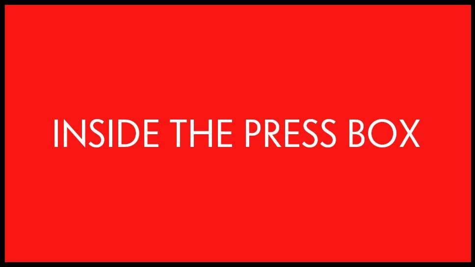 Inside the Press Box: Football